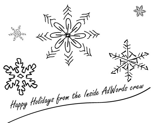 Happy Holidays and see you in '06!