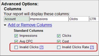 Google AdWords Reporting Fraud or Invalid Clicks
